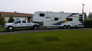 2007 Gforce toy hauler model 3505