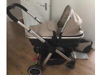 New Mothercare Journey travel system - Sand