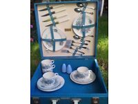 Vintage brexton picnic set from the 1950s.