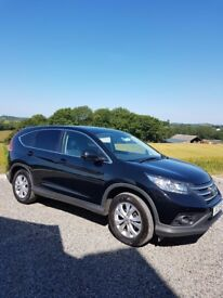 Honda Cr-V 1.6 i-DTEC SE Station Wagon 5dr (dab) 7 months warranty Immaculate Condition £30Tax