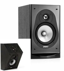 ENERGY Connoisseur CR-10 Surround or CB-10 BookShelf Speakers