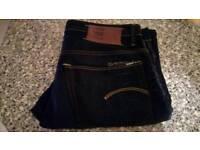 G-Star RAW Jeans BNWOT