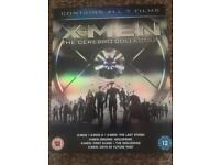X-Men movie set