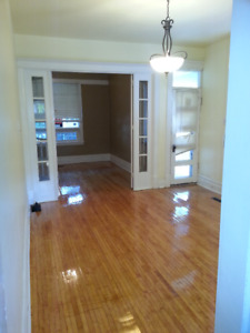 West Broadway Character Suite For Rent