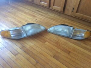 94 - 98 mustang headlight/marker lights