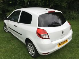 59 REG RENAULT CLIO EXTREME 1.2 PETROL MOT UNTIL JUNE 2018 HPI CLEAR GOOD CONDITION THROUGHOUT