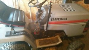 Craftsman 18HP for parts