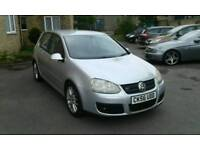 2006-56 Volkswagen golf 2.0 GT TDI family owned with full service history