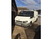 FORD TRANSIT SPARES OR REPAIR MOT EXPIRED 54 PLATE