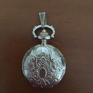 Small vintage pocket watch.