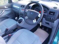FORD C-MAX 1.6 STYLE 5d 100 BHP (green) 2007