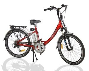 Vélo ecolocycle 36 volts, 350 Watts
