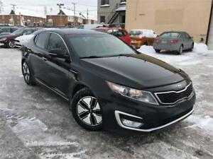 KIA OPTIMA HYBRID 2012 AUTO / CUIR / MAGS / BLUETOOTH !!