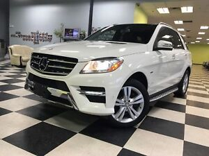 2012 Mercedes-Benz M-Class FULLY LOADED#100% APPROVAL GURANTE...