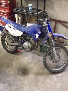 2001 Yamaha TTR 125l