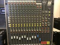 Allen &Heath GL2 Mixing Desk including flight case