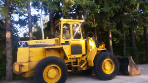 Volvo L 50 C front end loader