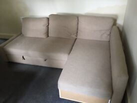 Sofa bed 1 year old