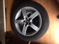 5x100 mk1 seat Leon wheels