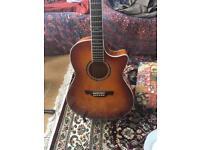 Crafter Age 400SP VTG electo acoustic guitar
