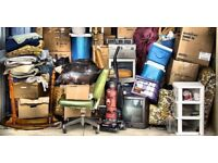 House clearances, and small item removals