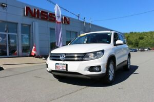 2014 Volkswagen Tiguan TRENDLINE JUST IN