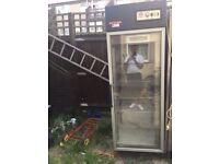 Arneg commercial fridge