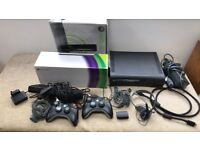 Xbox 360 Kinect & games