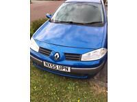 Renault Megan dynamique 16v