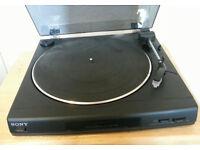 Sony PS-LX56 RECORD DECK 240 VOLT