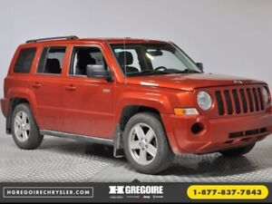 2010 Jeep Patriot North AC CRUISE
