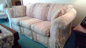 Sofa with optional matching pieces