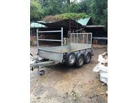 Ifor William trailer
