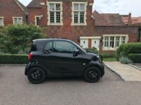Smart Car 2016 Black Edition. 5,500 miles, 1 previous Owner. Immaculate Condition.