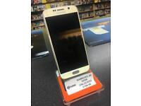 SAMSUNG S6 GOLD 32GB UNLOCKED MINT CONDITION