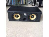 B&W centre speaker