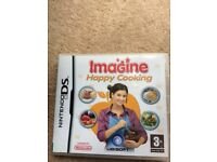 Imagine Happy Cooking Nintendo DS Game