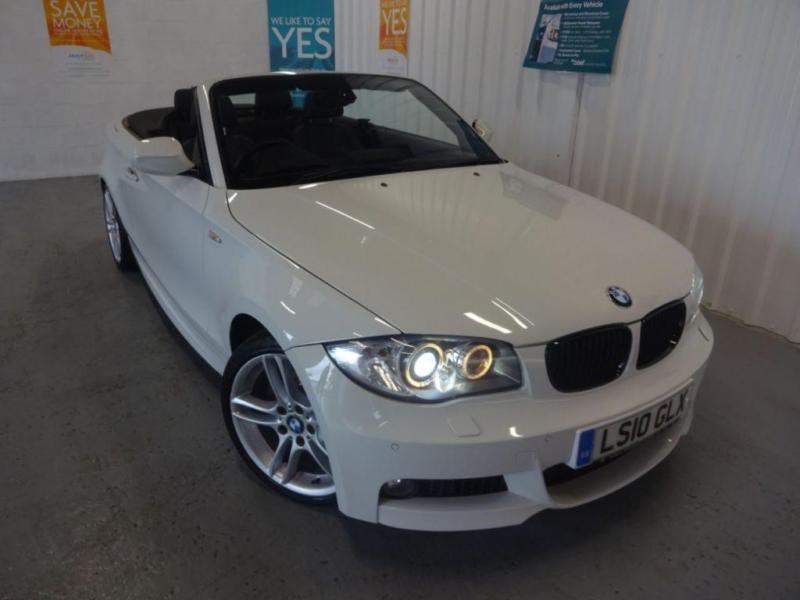 2010 10 BMW 1 SERIES 2.0 118I M SPORT 2D AUTO 141 BHP