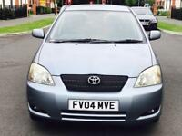 TOYOTA COROLLA COLOUR COLLECTION N-VVTI 1.4 MANUAL PETROL 5 DOORS
