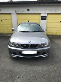 Bmw 330 cd msport coupe px car or bike cash either way