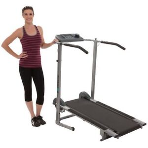 BRAND NEW AND ASSEMBLED MAGNETIC TREADMILL pick-up in Sturgeon