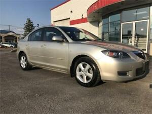 2007 Mazda Mazda3 GS Local Trade! Clean Title! Low Mileage!