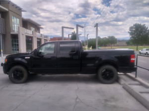 2008 F150 supercrew Hurry before I trade it in!!!