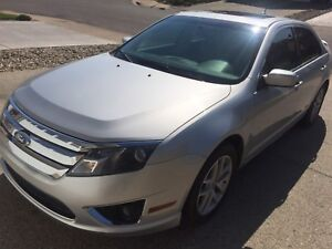 2010 Ford Fusion SEL AWD( LEATHER&SUNROOF)