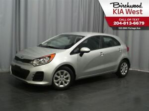 2016 Kia Rio LX+ *BLUETOOTH/ CRUISE CONTROL/ AIR CONDITIONING*
