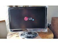 "Pc monitor 20"" LG W2043s Flatron widescreen"