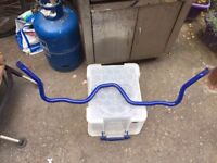 CIVIC TYPE R 01-05 BLUE FRONT ANTI ROLL BAR