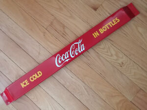 COKE push bar 33x3 NEEW