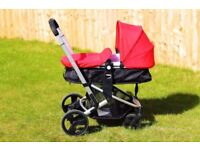 Excellent Mothercare Xpedior Pram & Pushchair Available Immediately