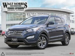 2014 Hyundai Santa Fe Sport 2.0T: ONE OWNER, LOCAL TRADE IN, AWD